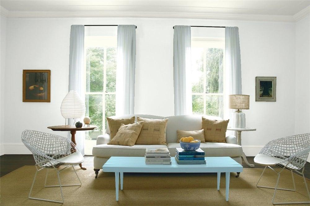 Benjamin Moore Decorator S White Top Interior Designers