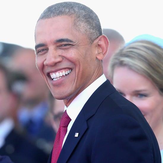 Barack Obama GIFs