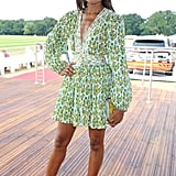 Naomie Harris's Zimmermann Dress