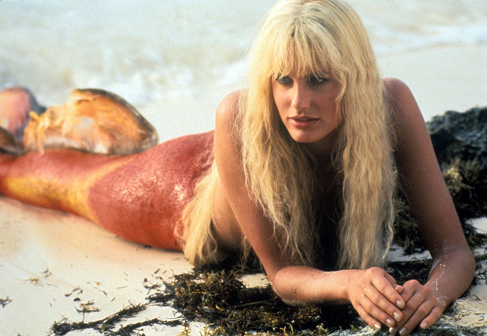 SPLASH, Daryl Hannah, 1984