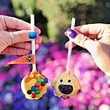 Up Russell and Dug Cake Pops
