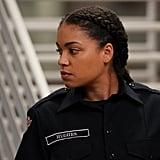 Barrett Doss as Victoria Hughes
