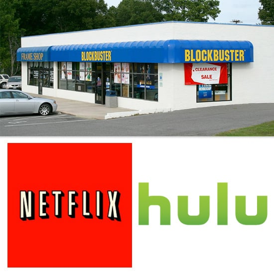 Blockbuster Retail Stores