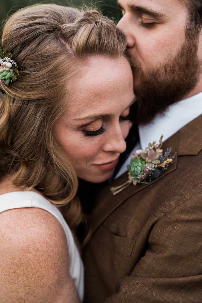 Forget Music Festivals, This DIY Boho Wedding in Palm Springs Looked Like the Real Party