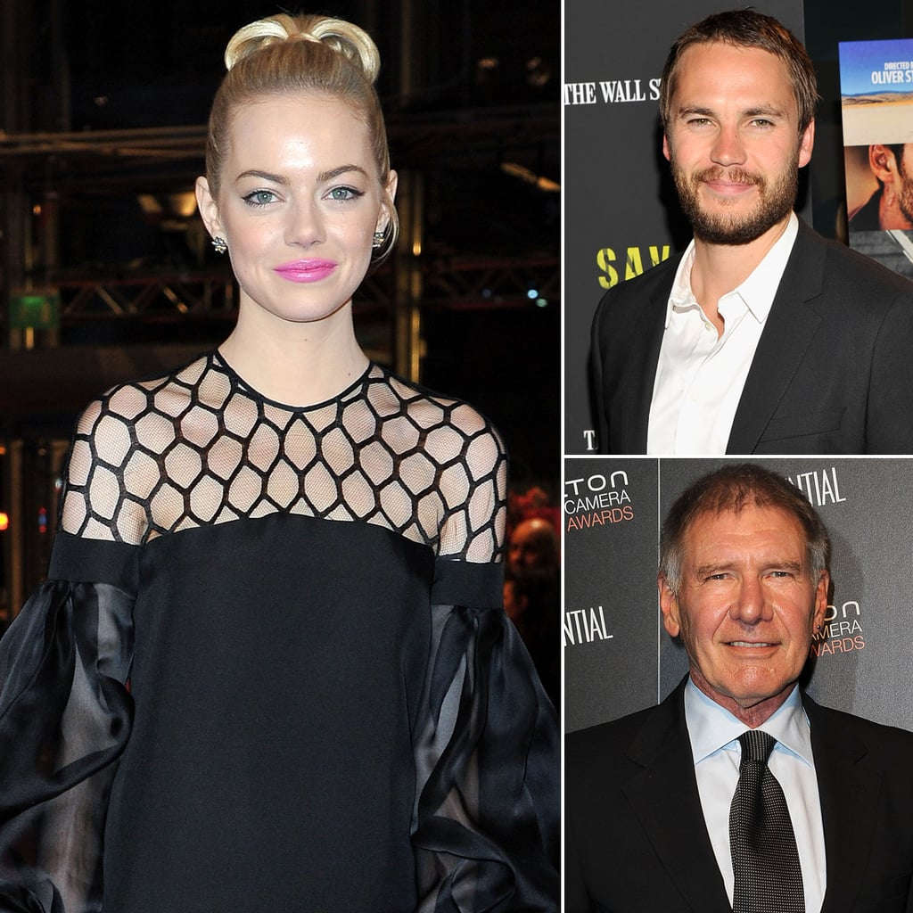 Emma Stone to Star in Birdman and More of the Week's Biggest Casting News