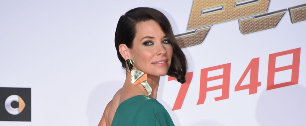Evangeline Lilly Workout Routine and Diet