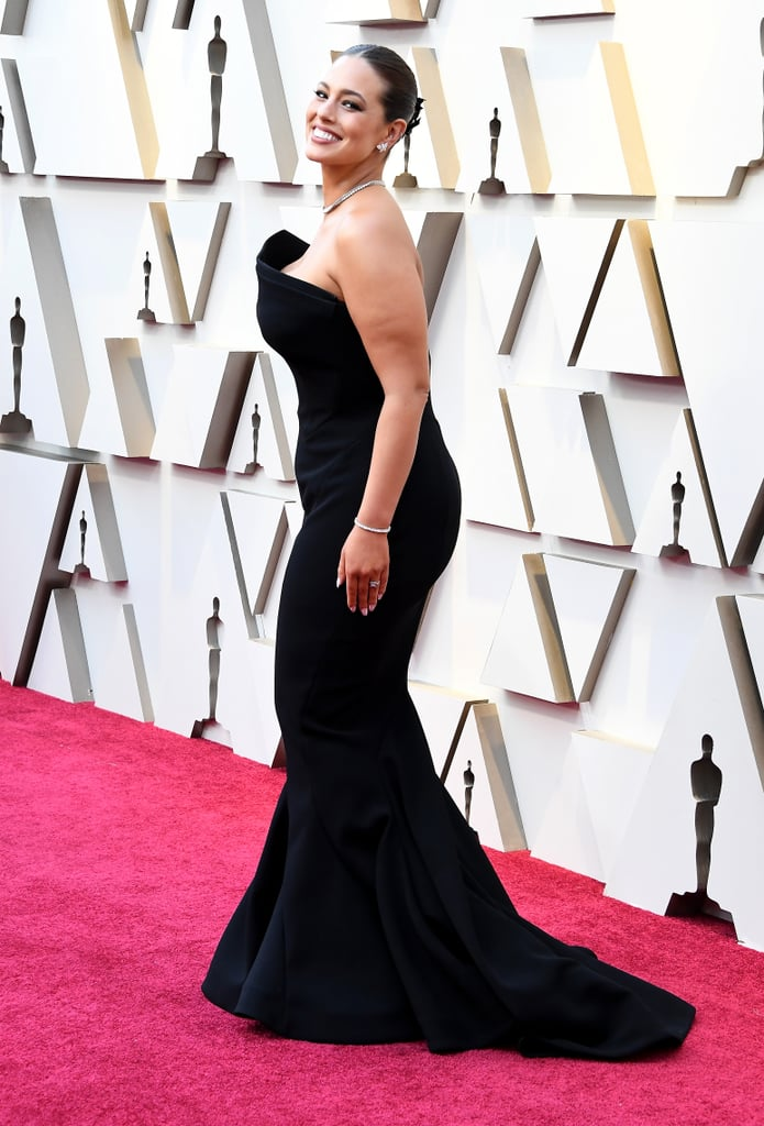Ashley Graham Zac Posen Dress At The 2019 Oscars