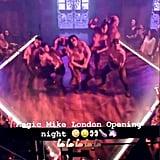 Jessie J Magic Mike Show Instagram Photo November 2018