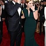 With Leonardo DiCaprio