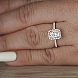 Etsy Radiant Emerald-Cut Ring