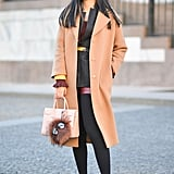 Match Your Shoes With Your Coat AND Your Bag