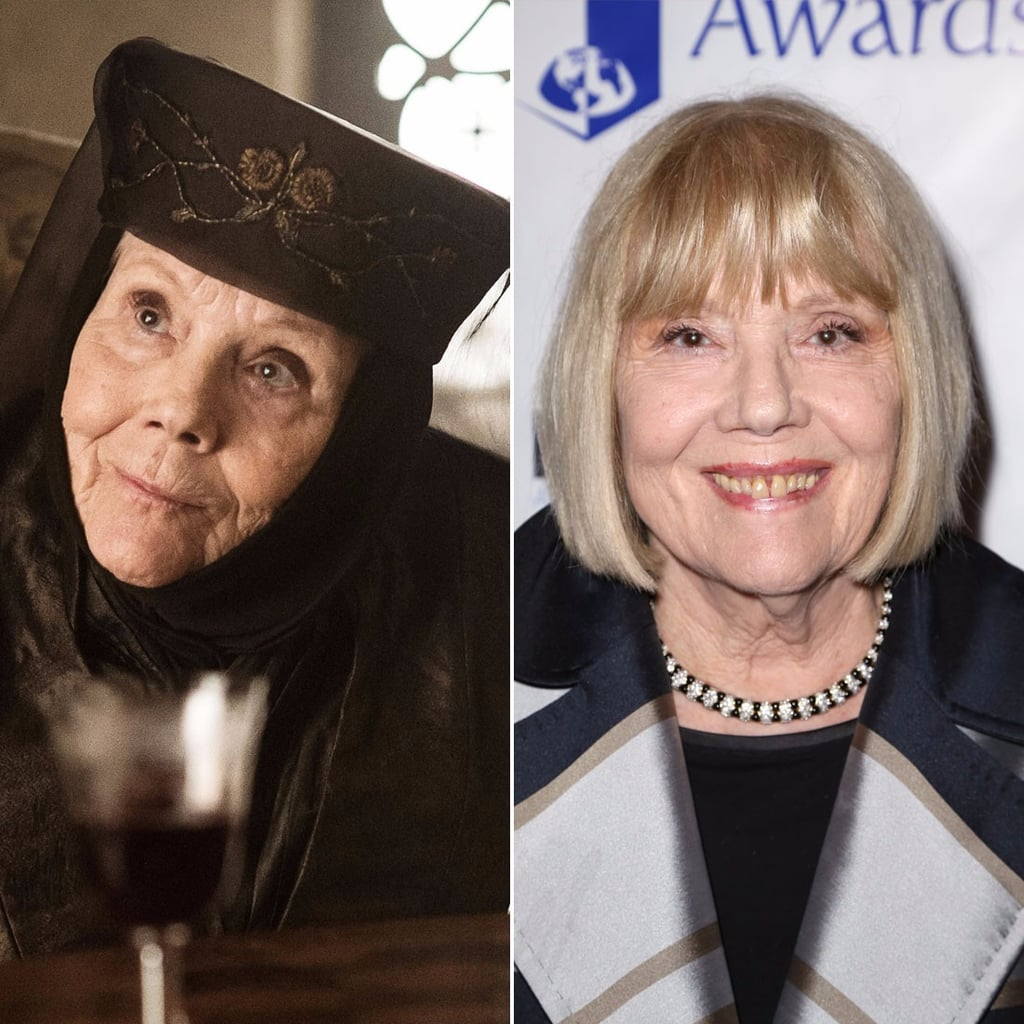 What Does Lady Olenna Look Like in Real Life?