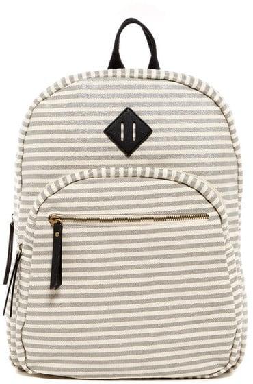 Madden-Girl Acadmy Canvas Backpack