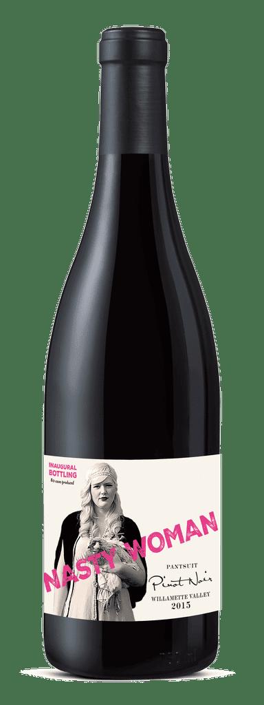 2015 Inaugural Pantsuit Pinot Noir Willamette Valley