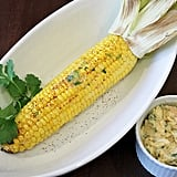 Chile-Lime Buttered Corn