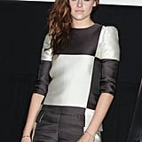 Kristen Stewart was in Japan for Breaking Dawn — Part 2.
