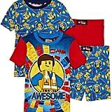 Lego Movie Cotton Pajama Set