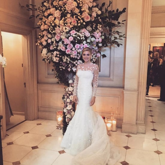Marianna Lemos Valentino Wedding Dress