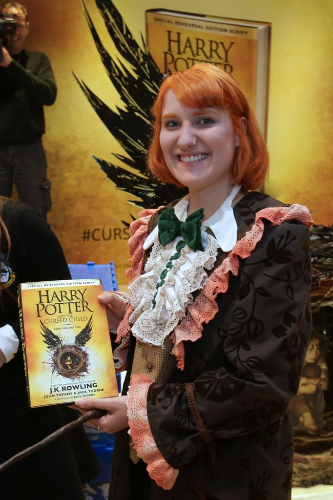 Harry Potter and the Cursed Child Book Release Costumes