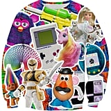 '90s Toys Sweater