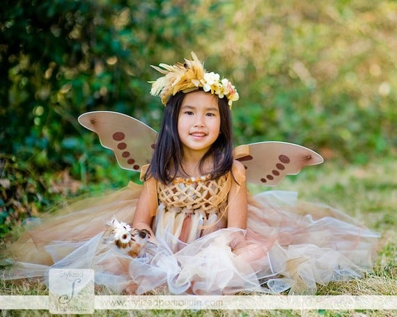 The Little Owl — a Fairy-Inspired Costume
