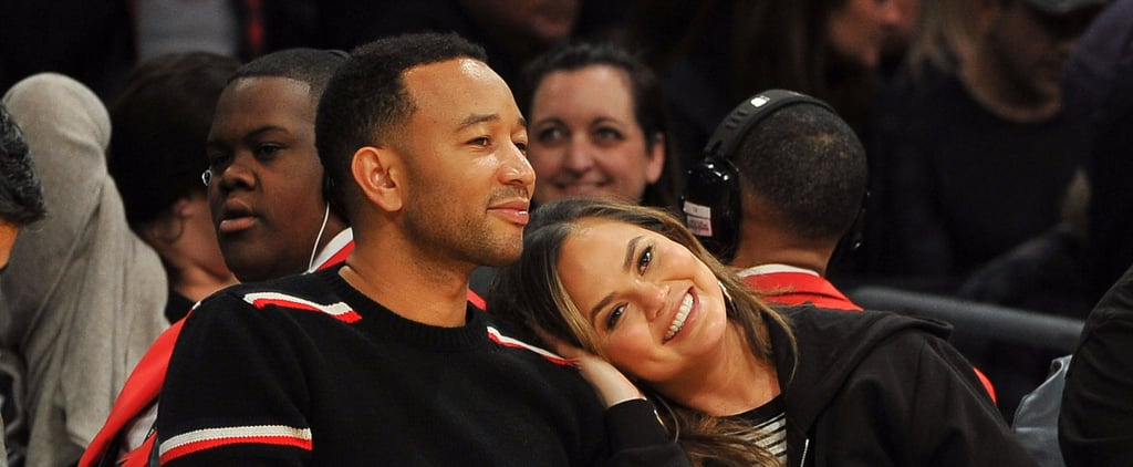 We Can't Help But Love Chrissy Teigen Even More Because of Her Amazing Maternity Style