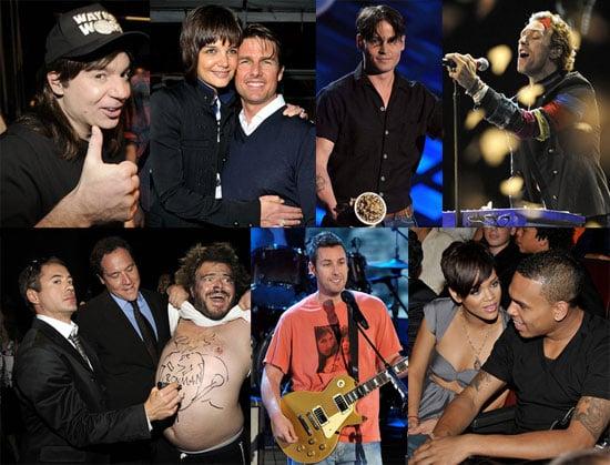 Photos of the 2008 MTV Movie Awards 2008-06-02 06:07:43