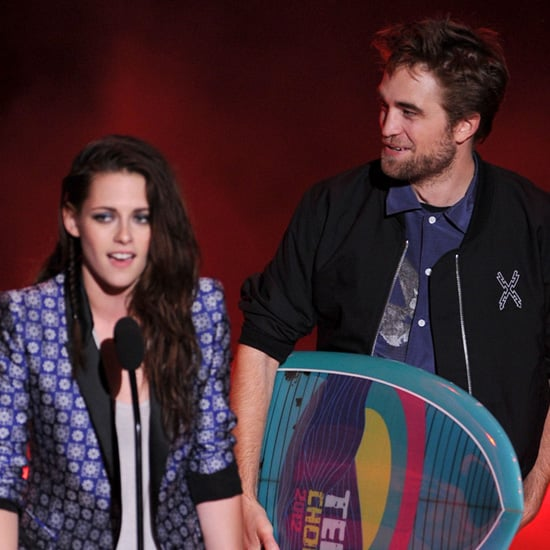 Kristen Stewart at 2012 Teen Choice Awards (Video)