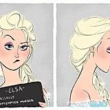 Elsa's Mugshot