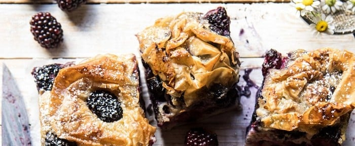 Autumn Berry Recipes