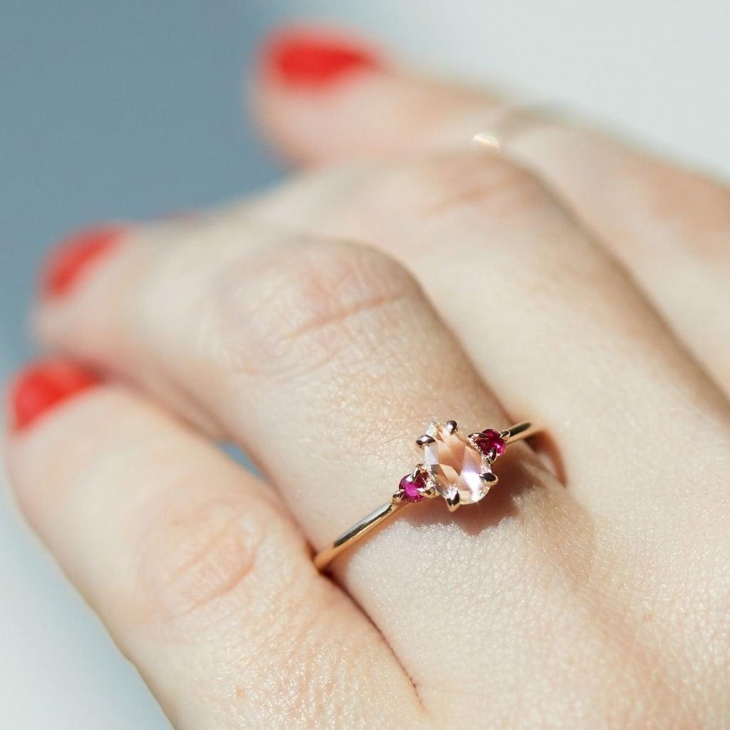 Leda the Swan, Rubies Ring