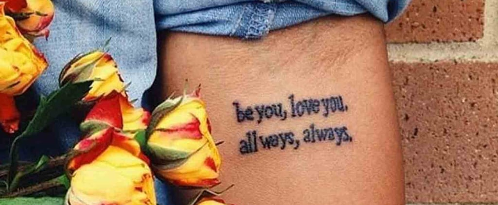 Positive Tattoo Ideas