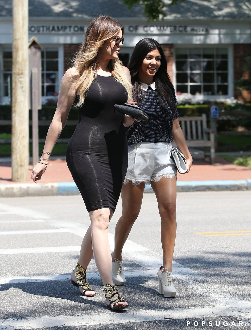 Is This Kourtney Kardashian's Baby Bump?