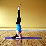 Bound Headstand (Headstand A)