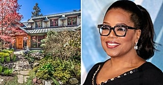 Oprah Just Purchased This $8 Million Estate on an Island, and Wow, the Photos Are Stunning!