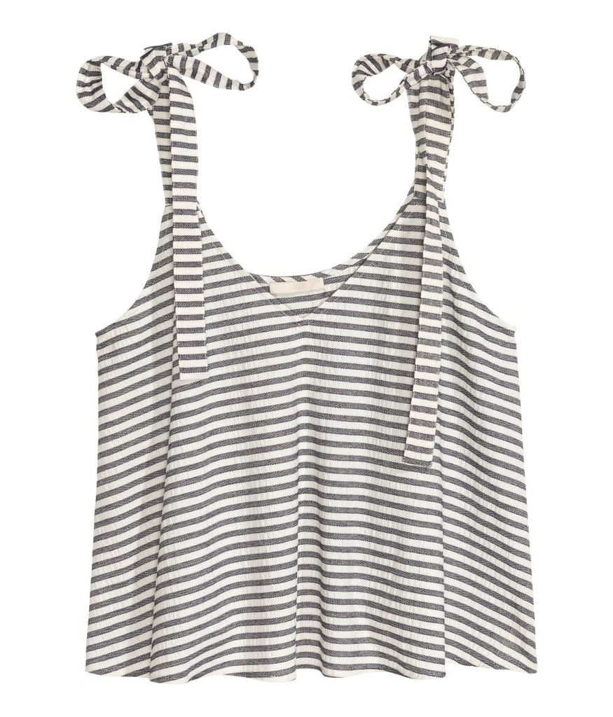 H&M Short Camisole Top ($35)