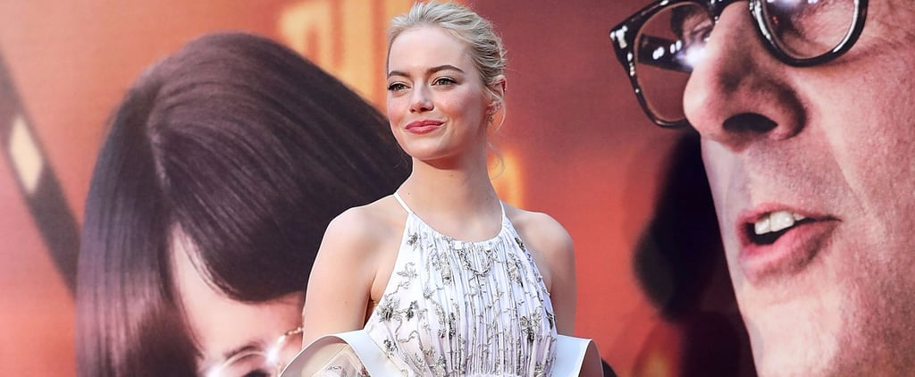 Emma Stone's Dress Is Beautiful — but It's a Lot More Important Than You Think