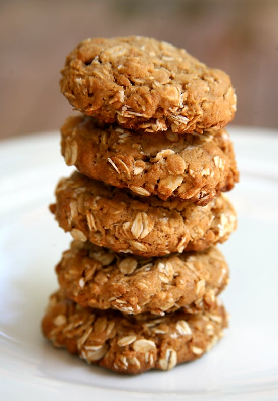 Cookies Using Natural Peanut Butter