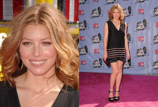 MTV Movie Awards: Jessica Biel