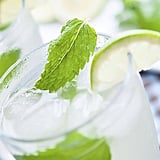 Sparkling Mint Refresher