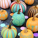 Stencil Pumpkins
