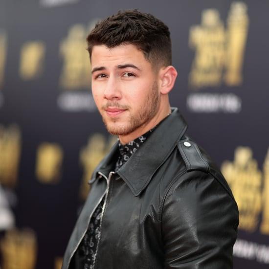 Nick Jonas Sexy Scent Interview