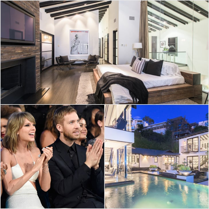 Calvin Harris Sells LA Mansion