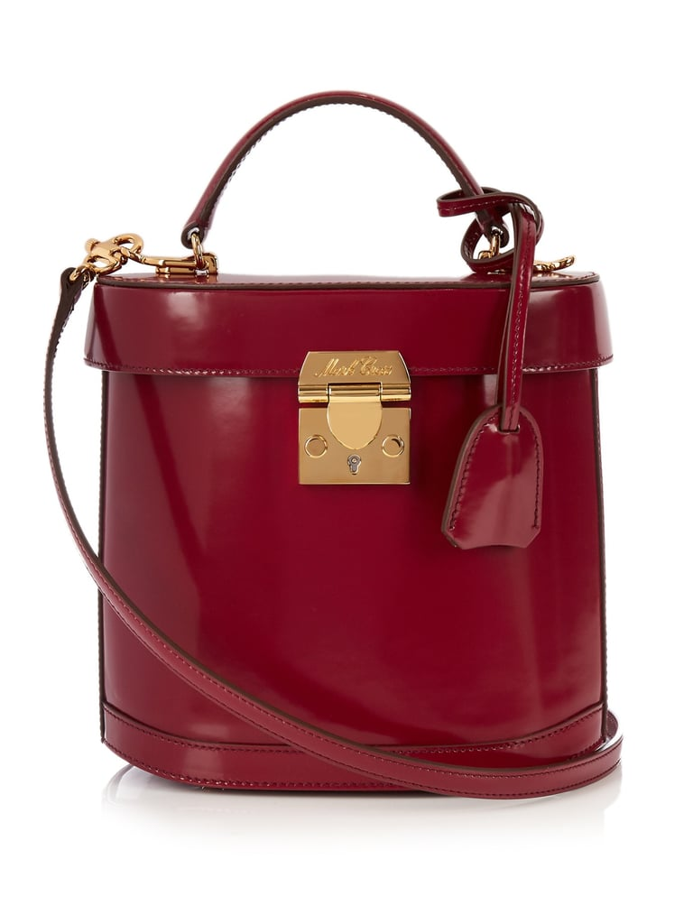 Give her the chic handbag that'll never go out of style with this perfectly sophisticated Mark Cross Benchley Leather Shoulder Bag ($2,250).