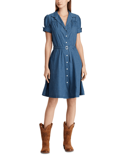 RRL Cotton Dress
