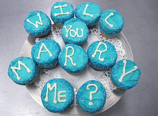 Would You Say Yes to a Cupcake Proposal?