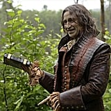 How did Robert Carlyle come up with Rumpelstiltskin's voice?
