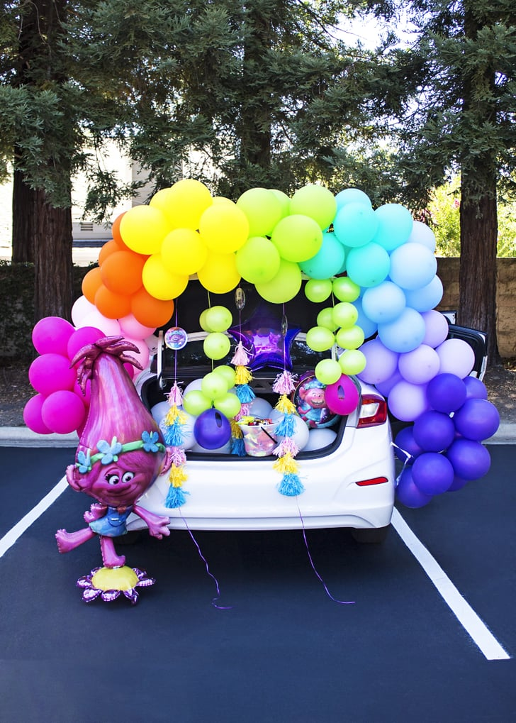 2020 Halloween Trick Or Treat Party City Party City Halloween Trunk or Treat Car Decor Ideas 2020