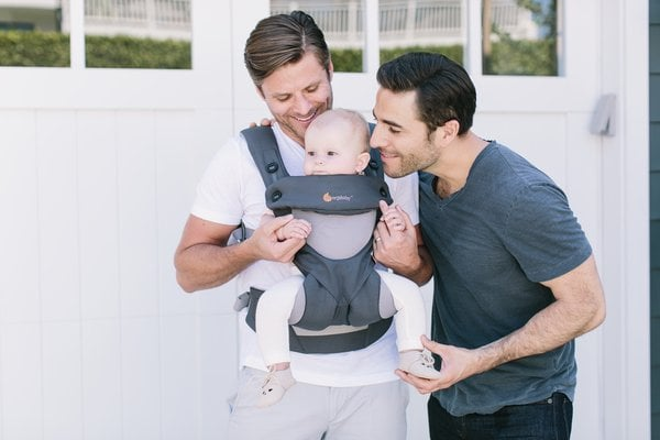 Ergo Baby Carrier Original Baby Carrier