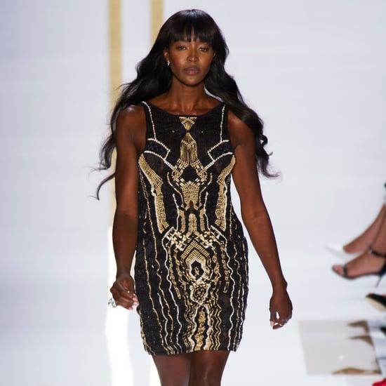 Diane von Furstenberg Spring 2014 Runway | NY Fashion Week